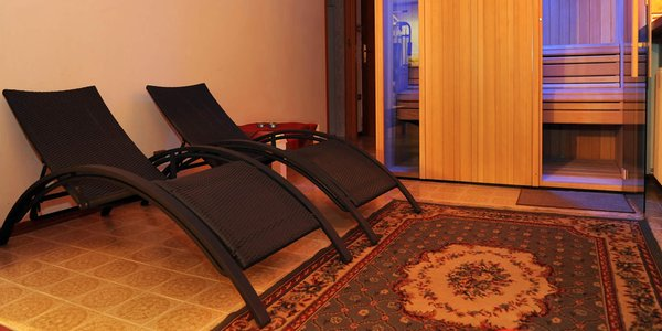 Foto del wellness Hotel Bucaneve