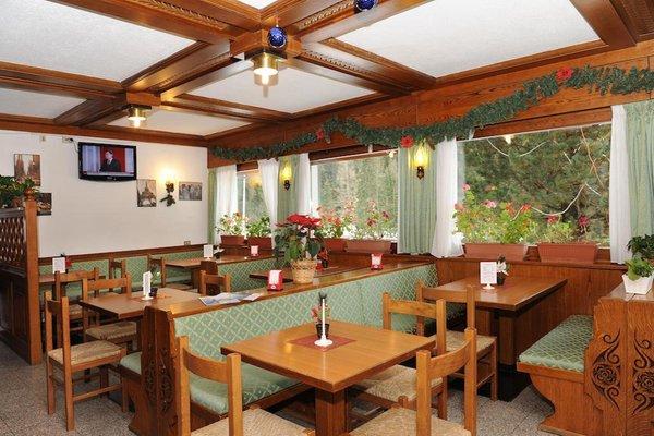Foto del bar Hotel Bucaneve