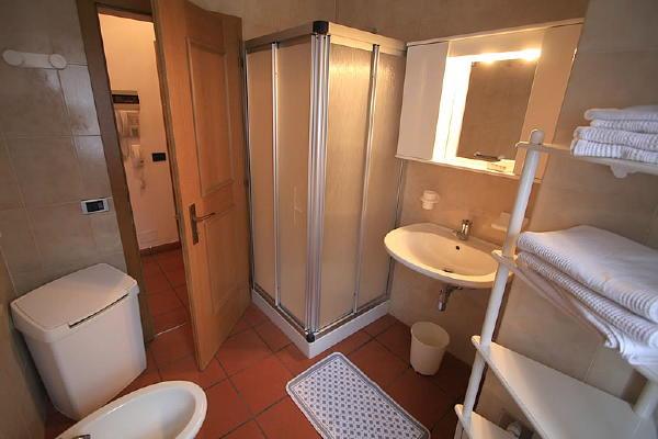 Photo of the bathroom Apartments Ciasaà