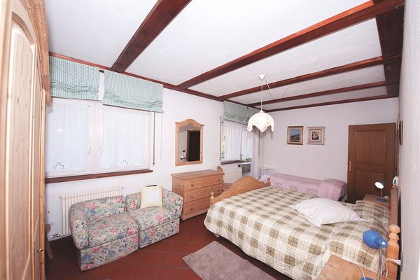Foto vom Zimmer Ferienwohnungen Ciasaà