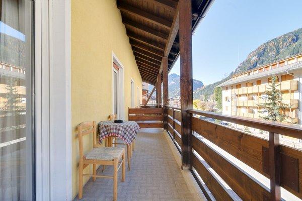 Foto del balcone Cèsa Maria Mountain Hospitality Canazei