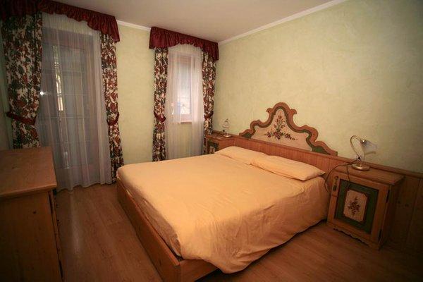 Appartamenti casa maurivan canazei val di fassa for 2 piani di camera da letto e 2 bagni
