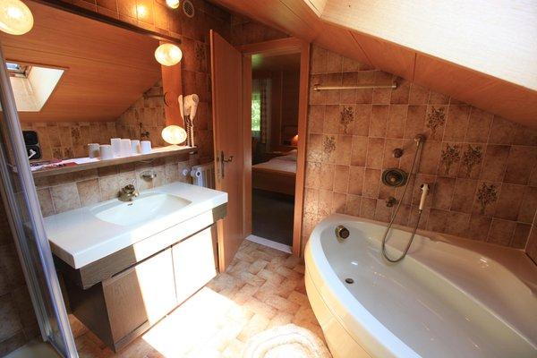Foto del bagno Residence Cèsa Soramurat