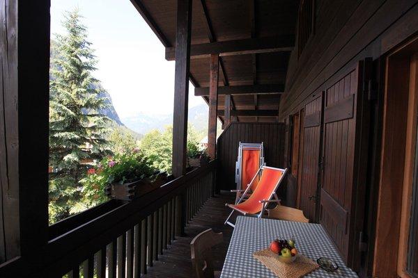 Foto del balcone Cèsa Soramurat
