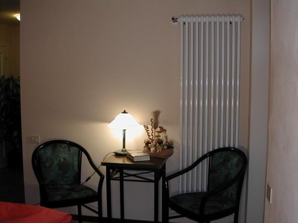 Il salotto Villa Avisio - Residence 3 genziane