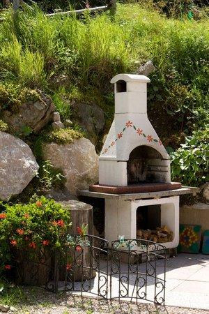 Foto del giardino Canazei