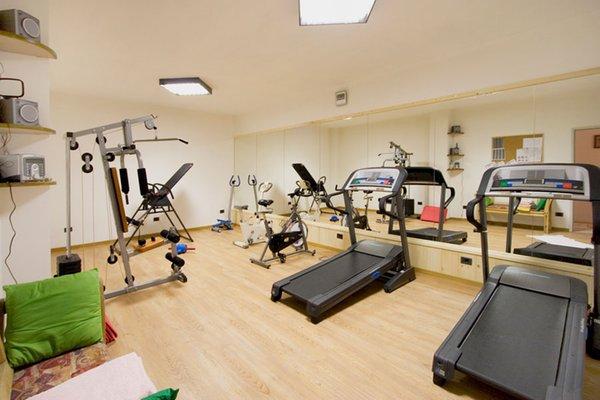 Foto della zona fitness B&B + Appartamenti Cèsa Ciasates