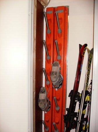 La skiroom B&B + Appartamenti Cèsa Ciasates