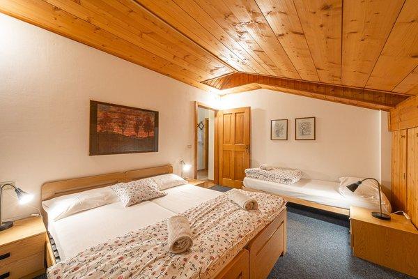 Foto vom Zimmer Ferienwohnungen Villetta Pordoi