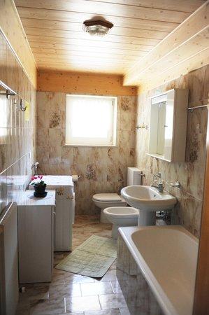 Foto del bagno Appartamenti Riz Diego