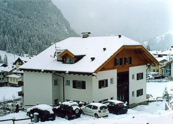 Foto invernale di presentazione Cèsa Riz - Appartamento 4 genziane