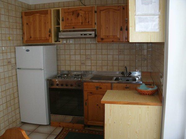 Foto della cucina Cèsa Col de Pin