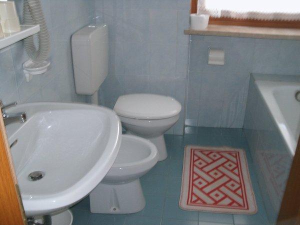 Foto del bagno Appartamenti Cèsa Col de Pin