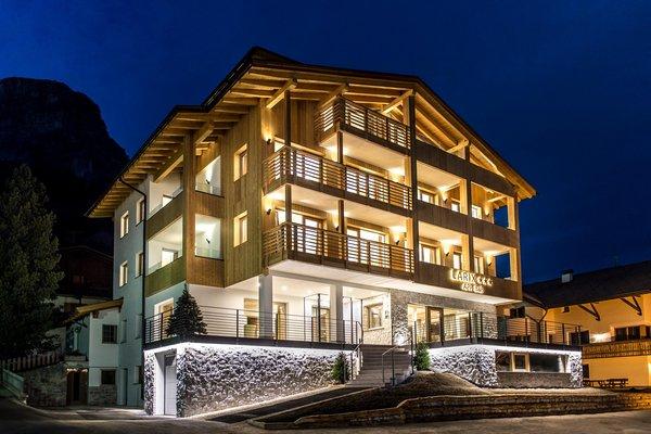 Foto estiva di presentazione Larix - Garni (B&B) + Appartamenti 3 stelle