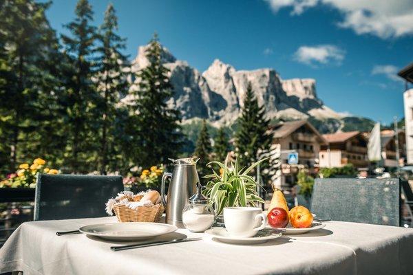 La colazione Larix - Garni-Hotel + Appartamenti 3 stelle