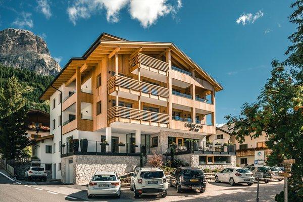 Foto estiva di presentazione Larix - Garni-Hotel + Appartamenti 3 stelle