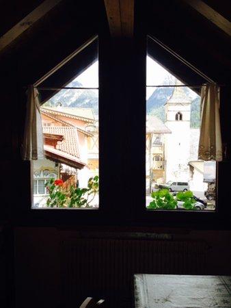 Foto di alcuni dettagli Villa Antermont