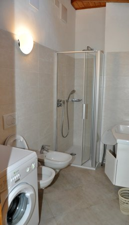 Foto del bagno Appartamento Villa Antermont