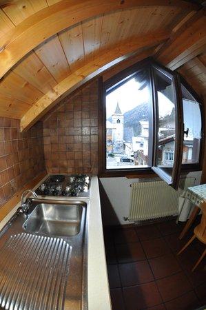 Foto della cucina Villa Antermont