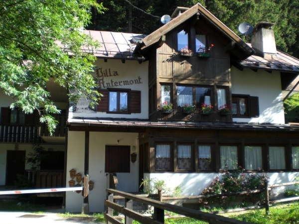 Foto estiva di presentazione Villa Antermont - Appartamento 3 genziane