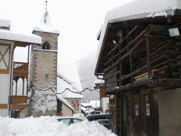 Gallery Canazei inverno