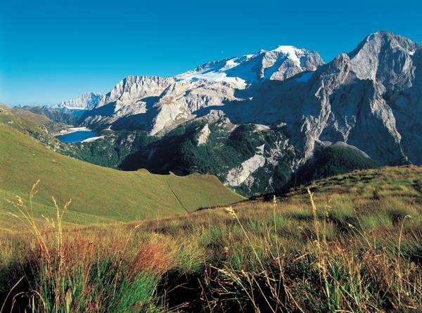 Panorama Canazei