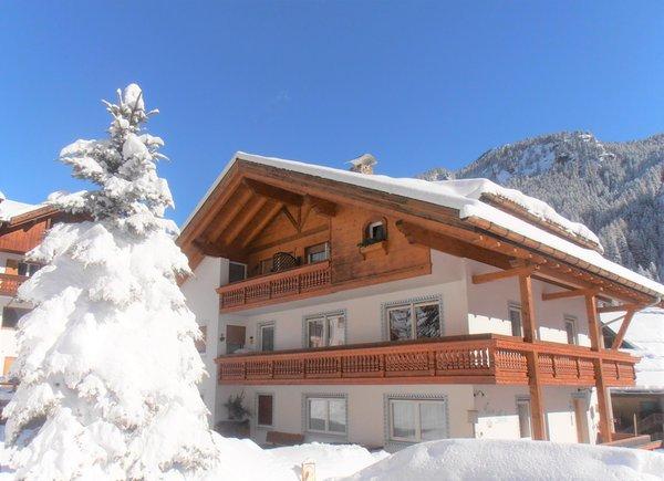 Foto invernale di presentazione Cèsa Dioli - Appartamenti 4 genziane