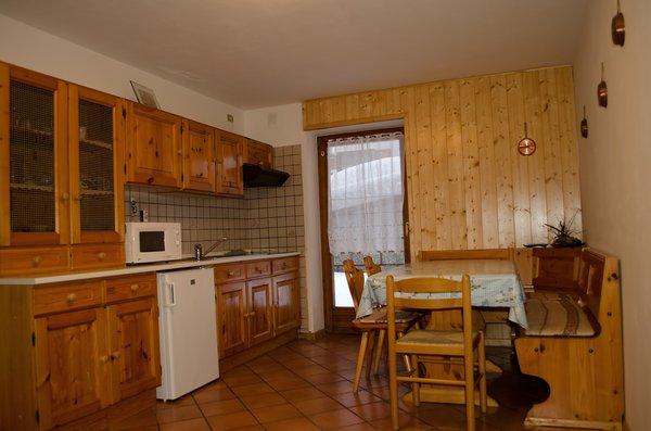 Foto della cucina Cèsa Farinol