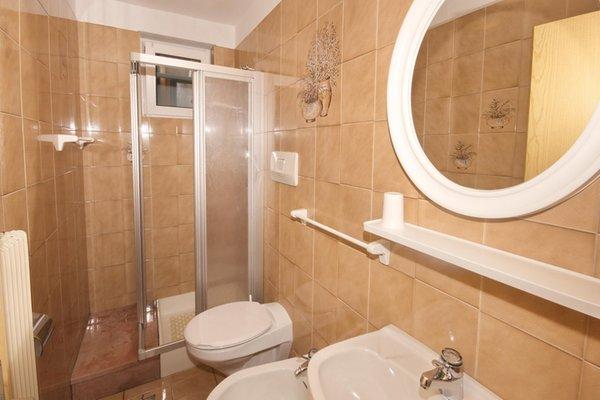 Foto del bagno Appartamenti Iori Luciano