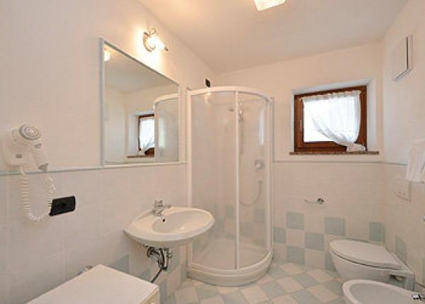 Foto del bagno Appartamenti Dantone