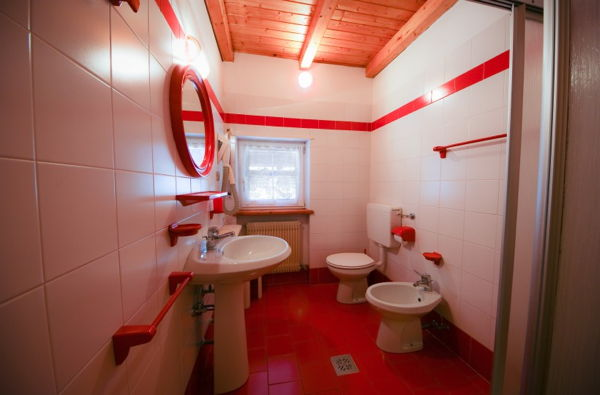 Image of the bathroom Apartments Casa Lorenz