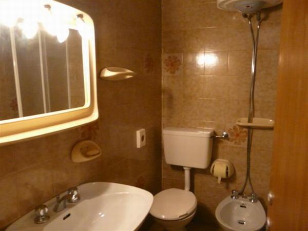 Foto del bagno Appartamenti Bertolini Niki