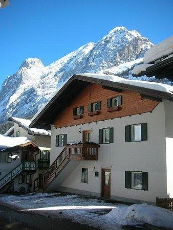 Foto invernale di presentazione Dantone Giorgio - Appartamento 4 genziane