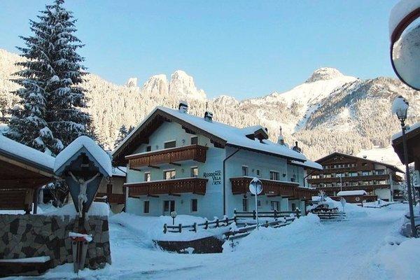 Foto invernale di presentazione Villa Artic - Residence 4 fiori