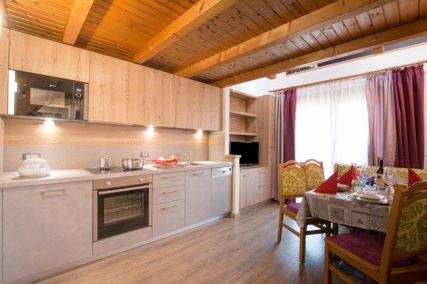 Foto della cucina Villa Artic