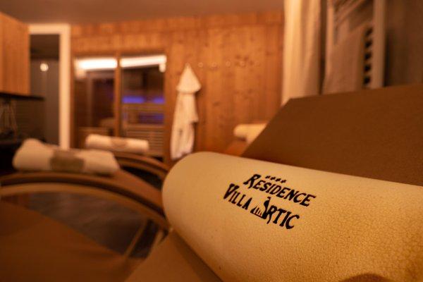 Foto vom Wellness-Bereich Residence Villa Artic