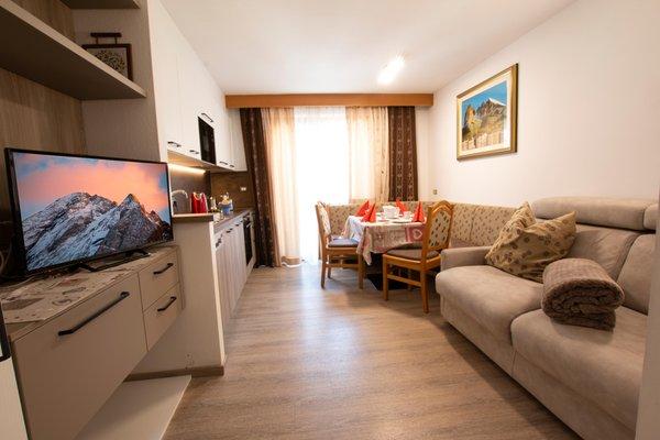 Der Wohnraum Residence Villa Artic