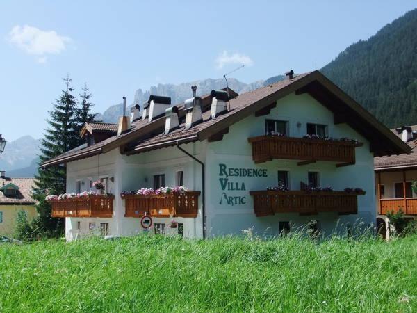 Foto estiva di presentazione Villa Artic - Residence 4 fiori