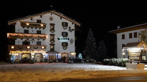 Foto invernale di presentazione Kamerloy - Residence 3 genziane