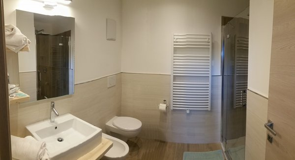 Photo of the bathroom Apartments Cesa Moritz