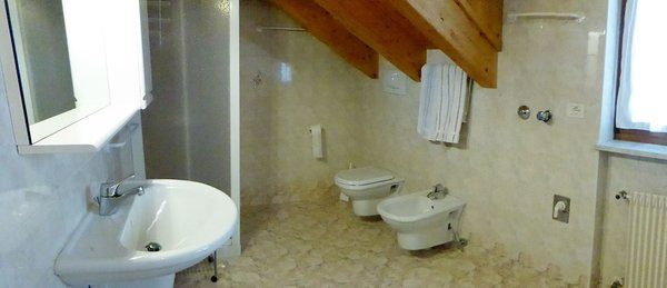 Photo of the bathroom Apartments Villa Bernard