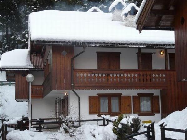 Foto invernale di presentazione Bertolini Niki - Appartamenti