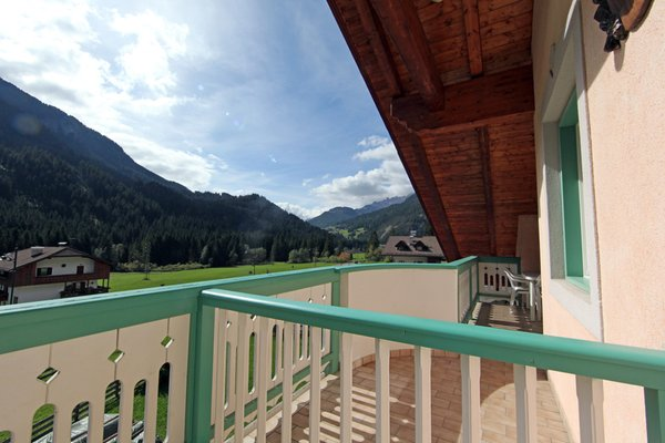 Photo of the balcony Villa Marta