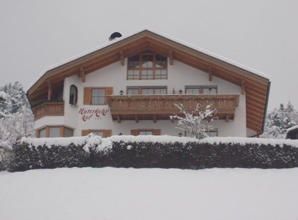 Foto invernale di presentazione Unterkehrhof - Appartamenti 3 fiori