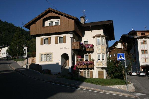 Foto esterno in estate Villa Mersa