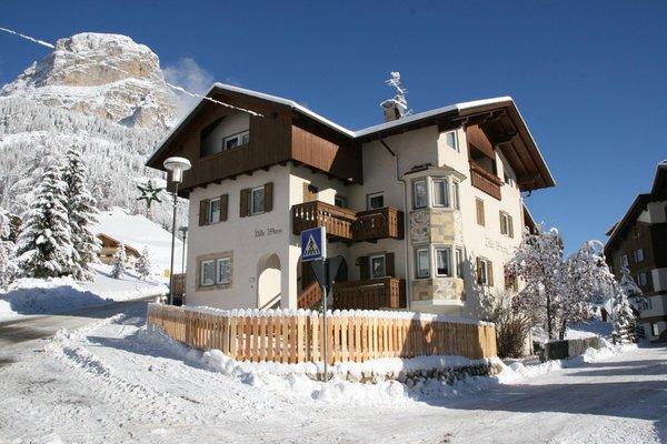 Foto invernale di presentazione Villa Mersa - Garni (B&B) 2 stelle