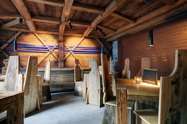 The restaurant Colfosco Lounge Bar Altrove