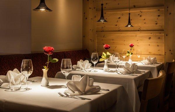 The restaurant La Val Posta