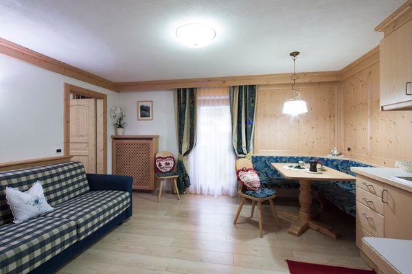 The living area B&B (Garni) + Residence Adria