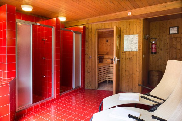 Photo of the wellness area B&B (Garni) + Residence Adria